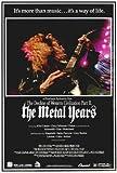 Decline of Western Civilization 2: The Metal Years Affiche Movie Poster (27 x ...