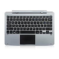 Original CHUWI Hi12 Magnetic Docking Removable Keyboard Multimodal Rotary Shaft Separable Design Keyboard USB Port for CHUWI Hi12 Ultrabook Tablet PC