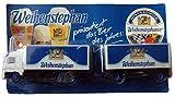 Weihenstephan Brauerei Nr.01 - Logo & Schriftzug - MB Actros - Hängerzug