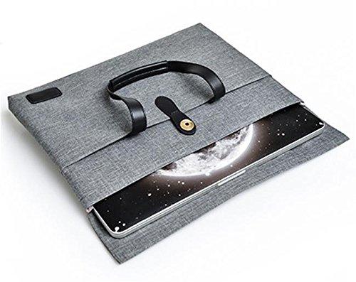 Z&HXLaptop-Tasche Laptop-Tasche und weise beil?ufige wasserdichte Multifunktions Khaki