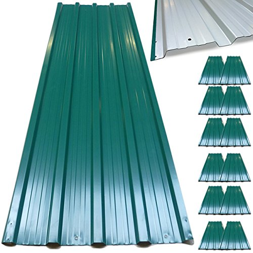 12x-corrugated-roof-sheets-129-x-45cm-7m-onduline-trapezoidale-profiled