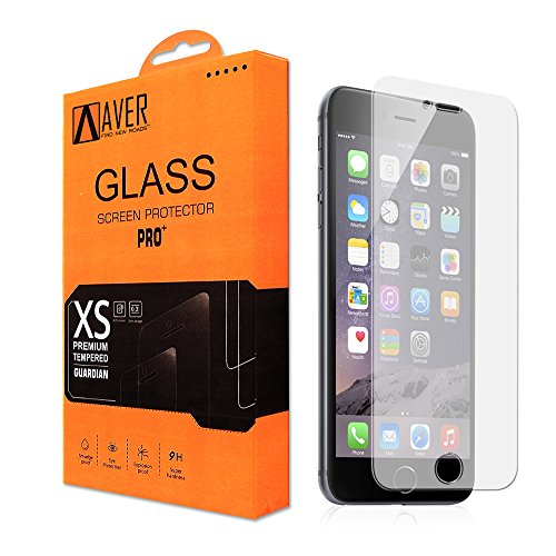 AVER PRO+ 9H Tempered Glass Screen Protector with Free Data Cable for Micromax YU Yureka AQ5510 Mobile Cell Phone Smartphone (.28 mm)