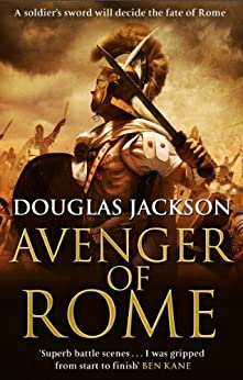 Avenger of Rome: (Gaius Valerius Verrens 3) by [Jackson, Douglas]