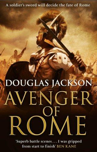 Avenger of Rome: (Gaius Valerius Verrens 3) (English Edition)