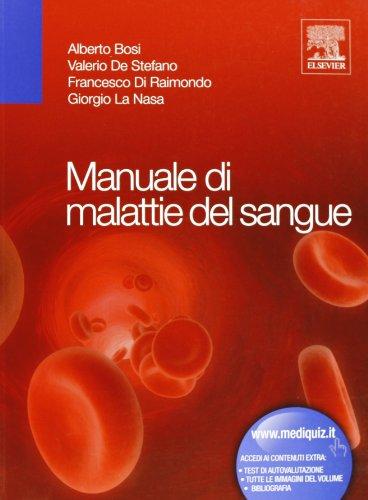 Zoom IMG-2 manuale di malattie del sangue