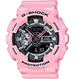 G-Shock Unisex Analog Digital GMAS110MP-4A2CR Watch Pink