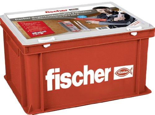 fischer-aktionspaket-fistolero-hochleistungsmrtel-fis-v-inkl-profipistole