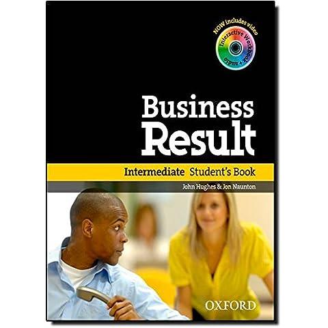 Business Result Intermediate. Student's Book + Online Workbook (+ DVD-Rom)