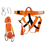 Imported Rock Climbing Safety Harness Sitting Belt Rappelling - Best Reviews Guide