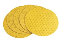 Flex Velcro Sanding Paper Perforated to Suit WS-702 100 Grit (Pack of 25)