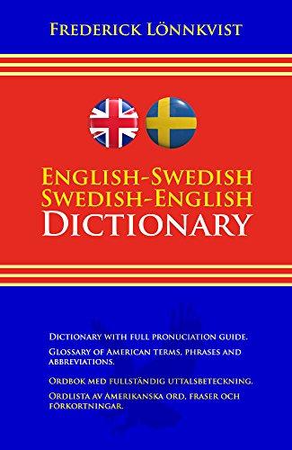English-Swedish and Swedish-English Dictionary (Illustrated) (Swedish Edition) por Frederick Lönnkvist