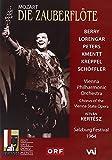 Die Zauberflöte (Mozart) Salzburg Fesival 1964 [Import italien]