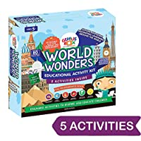 Genius Box - Play some Learning Toys for Children : World Wonders Educational Toys / Learning Kits / Educational Kits / STEAM