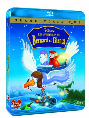 Les Aventures de Bernard et Bianca [Blu-ray]