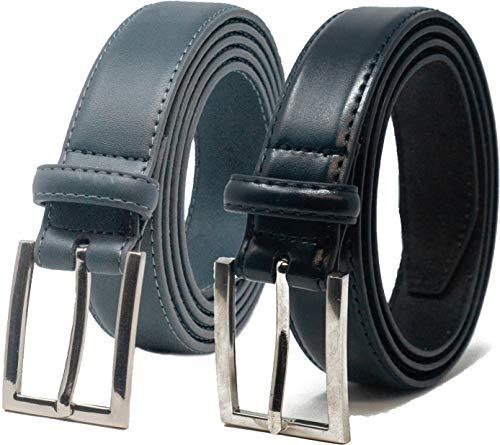 Ashford Ridge Cinturón Para Pantalones De Cuero De 30 mm Para...