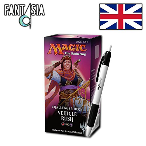Vehicle Rush - MTG Challenger Deck + Fantàsia Pen