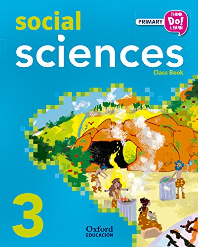Pack andalucía social science primary 3 student's book (think do learn)