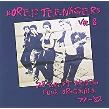Bored Teenagers Vol. 8 by Various Artists (2015-12-01)