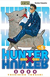 Hunter X Hunter Edition simple Tome 5