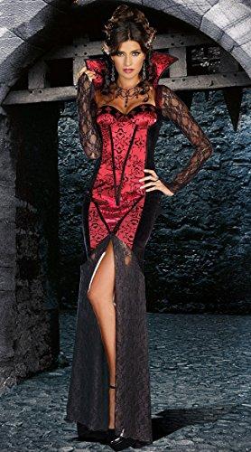 DLucc Disney Halloween- Vampir-Fledermaus -Anzug Liebhaber männlichen und weiblichen Trachten (Männliche Vampir Kostüm)
