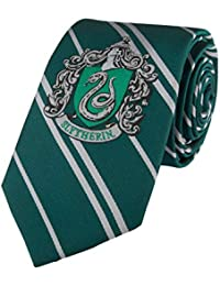 Cinereplicas Harry Potter - Corbata Tejida Kid Slytherin - Authentic Official