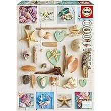 Educa Borrás Puzzle 1000 Collage de Caracolas 17658