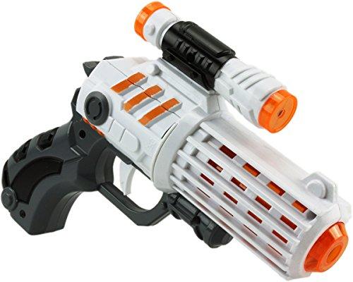 GYD Space Wars Laser Pistole Sound & Licht!!