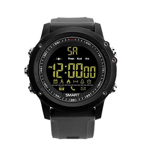 Changsha Hanguang Technology Ltd Hangang Intelligente Sport elektronische Armbanduhr Herren Outdoor Klettern Alarm Luminous Wasserdicht Multifunktions-Armbanduhr weiblich