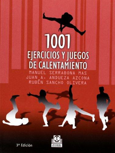 MIL 1 EJERCICIOS Y JUEGOS DE CALENTAMIENTO (Deportes)