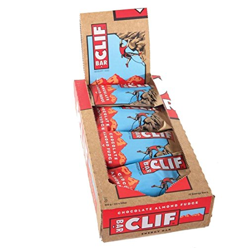 Clif | Chocolate almond Fudge Bar | 1 x 68g -
