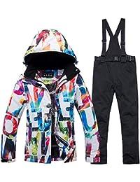 ZLULU Traje De Esqui Traje De Snowboard para Mujer a2f5b9bf5d49