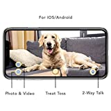 Furbo Hundekamera: Full HD WiFi Haustierkamera mit Leckerli Ausgabe, 2-Wege-Audio und Bell-Alarm (bekannt aus VOX hundkatzemaus) - 3