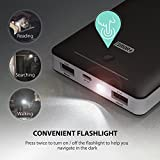 Power Bank RAVPower 16750mAh External Battery Pack Portable Charger with iSmart Technology for iPhone XR XS MAX, Galaxy S9 / S8 and more Mobile Phones - Black Bild 6