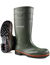 Dunlop A442631 S5 ACIF.Knie Unisex-Erwachsene Langschaft Gummistiefel