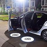 itimo 2 Logo Projektor Auto LED Tür Warnung Licht Welcome Lampe Ghost Shadow Light