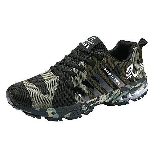 Logobeing Zapatillas Deporte Hombres Running Zapatos Hombre Deportivos Casuales Zapatillas Running Hombre...