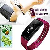 ROGUCI Bluetooth Smart Watch für Android Smart Phone/Android, der System kompatibel mit...