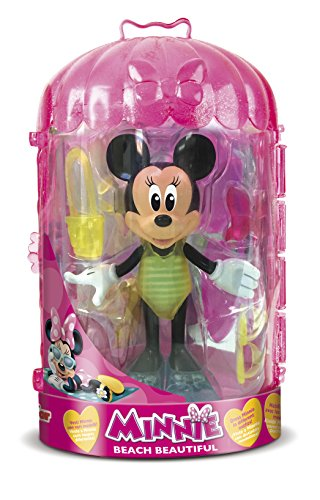 Image of Minnie Mouse Fashion Doll - Beach Beautiful