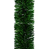 Bavaria-Home-Style-Collection Tannengirlande grün ca. 5 m Dekogirlande Weihnachtsgirlande