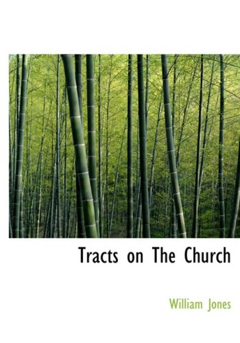 Tracts on The Church (Large Print Edition)