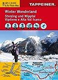 KOKA139 Winterkarte Winter Wonderland Sterzing und Wipptal (Winter-Wanderkarten)