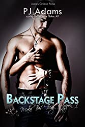 Backstage Pass (Let's Make This Thing Happen Book 1)