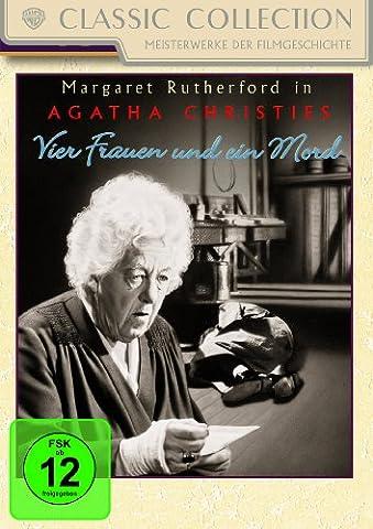 Miss Marple: Vier Frauen und ein Mord (Miss Marple Margaret Rutherford Dvd)