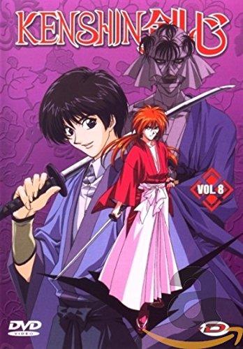 Kenshin tv vol 8 vost