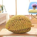 Yancyong Simulation Frucht Kissen, Durian, 50 Zentimeter