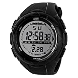 Men's Digital Watch Military Sports Watches for Men Waterproof LED Display 50m Waterproof by FunkyTop