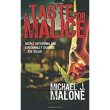 A Taste for Malice (A McBain and O'Neill Novel)
