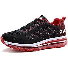 competitive price 989e2 08712 ... Max Uomo 46. Unisex Scarpe da Ginnastica Basse Sneakers Sportive  Running Fitness Gym Shoes