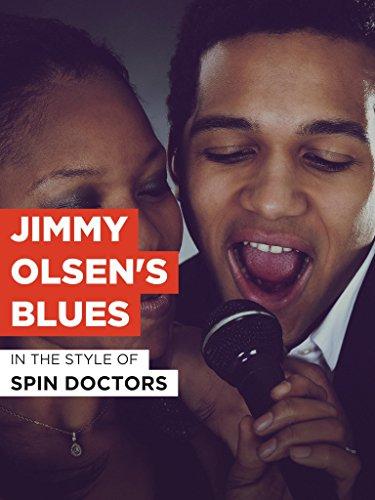 Jimmy Olsen's Blues im Stil von