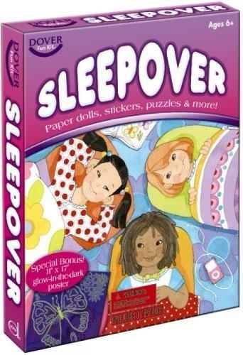 Sleepover Fun Kit (Dover Fun Kits)